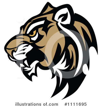 Cougar Clipart #1111695 by Chromaco