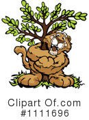 Cougar Clipart #1111696 by Chromaco
