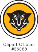 Cougar Clipart #36088