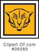 Cougar Clipart #36089