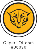 Cougar Clipart #36090