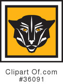 Cougar Clipart #36091