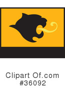 Cougar Clipart #36092