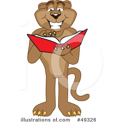 Book Clipart #49326 by Toons4Biz