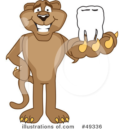 Tooth Clipart #49336 by Toons4Biz
