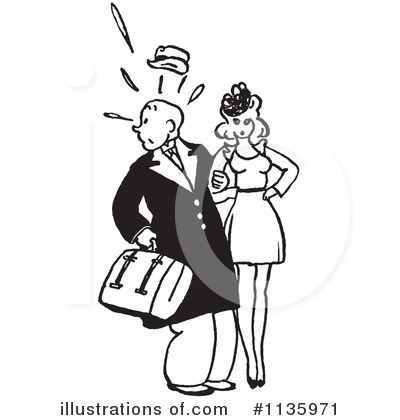 Couple Clipart #1135971 by Picsburg