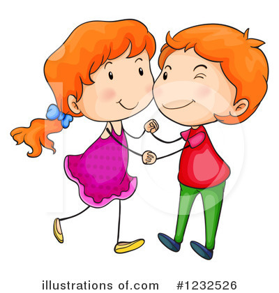 Couple Clipart #1232526 by Graphics RF
