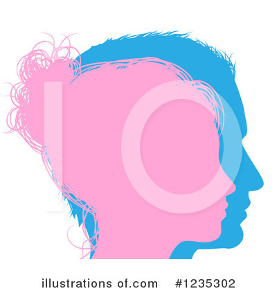 Gender Clipart #1235302 by AtStockIllustration