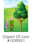 Couple Clipart #1235521 by Graphics RF
