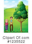 Couple Clipart #1235522 by Graphics RF