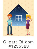 Couple Clipart #1235523 by Graphics RF