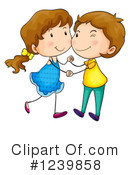 Couple Clipart #1239858 by Graphics RF