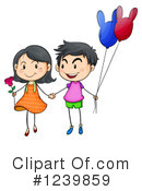 Couple Clipart #1239859 by Graphics RF