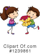 Couple Clipart #1239861 by Graphics RF