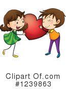 Couple Clipart #1239863 by Graphics RF