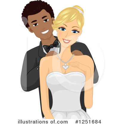 Bride Clipart #1251684 by BNP Design Studio