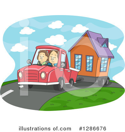 Moving Clipart #1286676 by BNP Design Studio