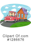 Couple Clipart #1286676 by BNP Design Studio