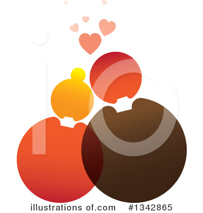 Heart Clipart #1342865 by ColorMagic