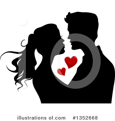 Heart Clipart #1352668 by BNP Design Studio