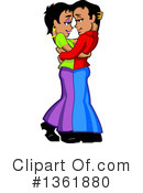 Couple Clipart #1361880