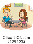 Couple Clipart #1381032 by BNP Design Studio