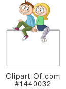 Couple Clipart #1440032 by yayayoyo