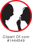 Couple Clipart #1444549 by ColorMagic