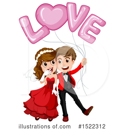 Wedding Clipart #1522312 by Graphics RF