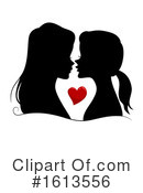 Couple Clipart #1613556 by BNP Design Studio