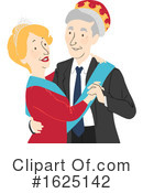 Couple Clipart #1625142 by BNP Design Studio