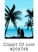 Couple Clipart #209748 by KJ Pargeter