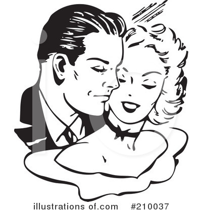 Couple Clipart #210037 by BestVector
