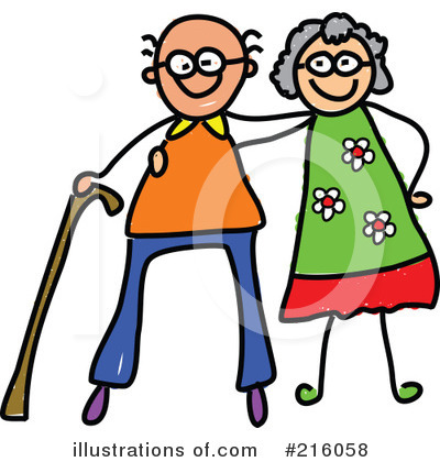 Old Couple Clipart #216058 by Prawny