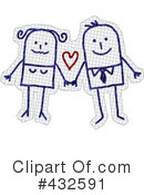 Couple Clipart #432591 by NL shop