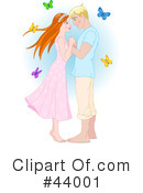 Couple Clipart #44001 by Pushkin