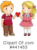Couple Clipart #441453 by BNP Design Studio
