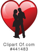 Couple Clipart #441483 by KJ Pargeter