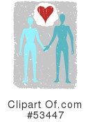 Couple Clipart #53447 by mheld