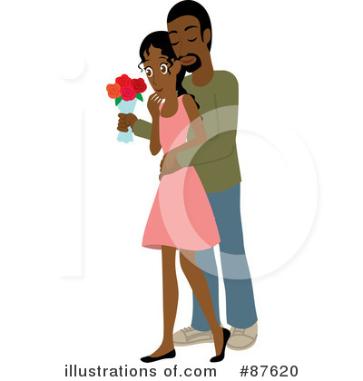 Couple Clipart #87620 by Rosie Piter