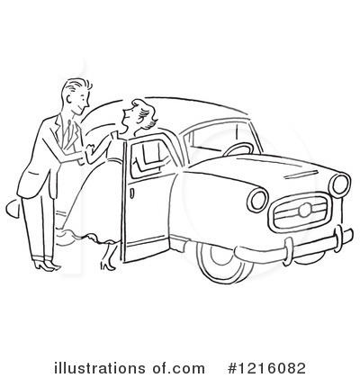 Courting Clipart #1216082 by Picsburg