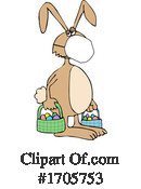 Covid19 Clipart #1705753 by djart