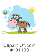 Cow Clipart #101190 by Hit Toon