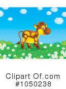 Cow Clipart #1050238 by Alex Bannykh