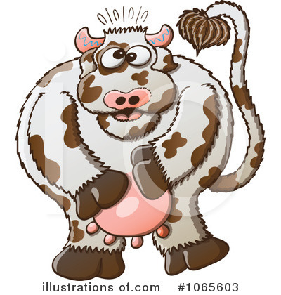 Cow Clipart #1065603 by Zooco