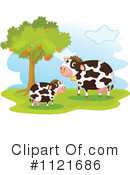 Cow Clipart #1121686 by Graphics RF
