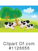 Cow Clipart #1126656 by Graphics RF