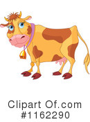Cow Clipart #1162290 by Pushkin