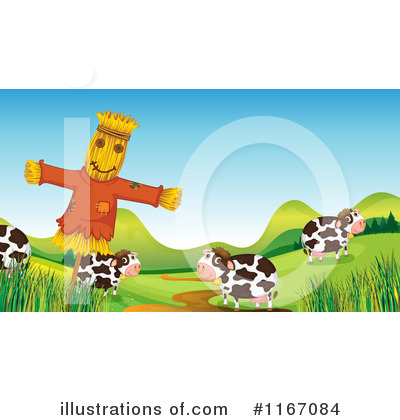 Scarecrow Clipart #1167084 by Graphics RF