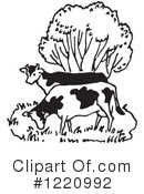Cow Clipart #1220992 by Picsburg